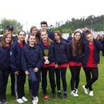 Osvojeno 3. mjesto - Županijsko takmičenje 2014. Klana